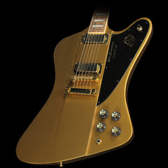 Used 2013 Gibson 50th Anniversary Firebird Electric Guitar Buillion Gold