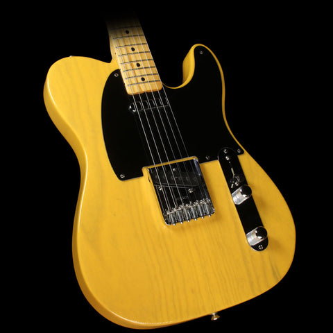 Used 2003 Fender American Vintage '52 Telecaster Electric Guitar Butterscotch Blonde