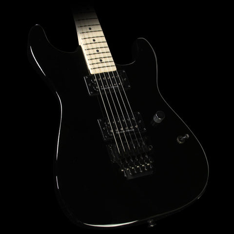 Used 2013 Charvel Pro Mod Series San Dimas 2H FR Electric Guitar Black