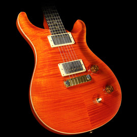 Used 2003 Paul Reed Smith Custom 22 Brazilian Board Electric Guitar Orange