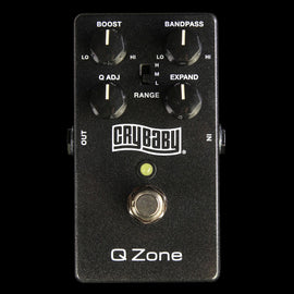 Dunlop Cry Baby Q Zone Fixed Wah Effects Pedal