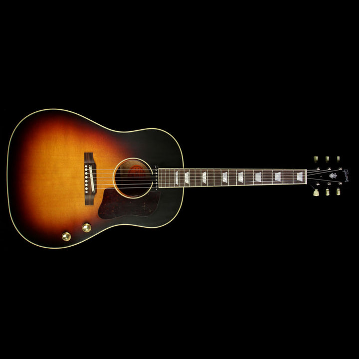 Used Gibson Montana Limited Edition 1962 J-160E VOS Acoustic Guitar Vintage Sunburst RS1664N17
