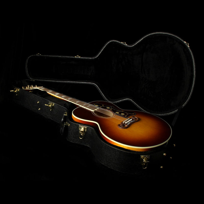 Gibson Montana Limited Edition SJ-200 Acoustic Guitar Autumn Burst 13516021