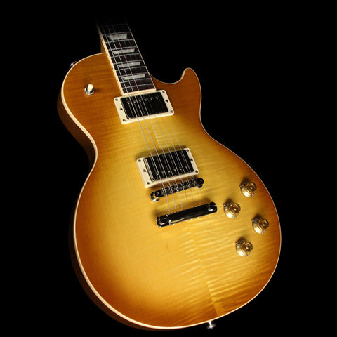 2017 Gibson Les Paul Traditional T Electric Guitar Honey Burst