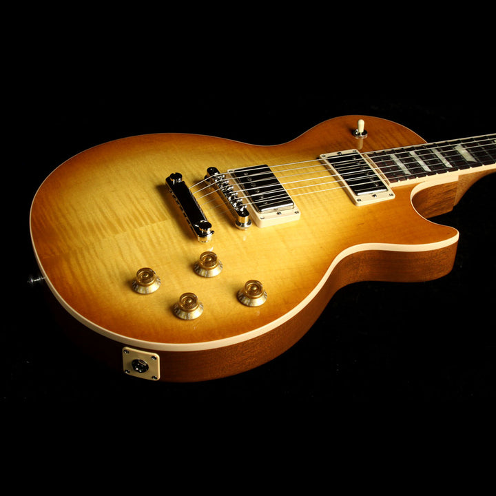 2017 Gibson Les Paul Traditional T Electric Guitar Honey Burst 170033487