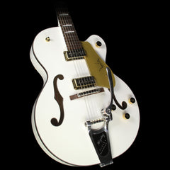 Gretsch G6120DE Duane Eddy Signature Hollowbody FSR Electric Guitar Pearl White