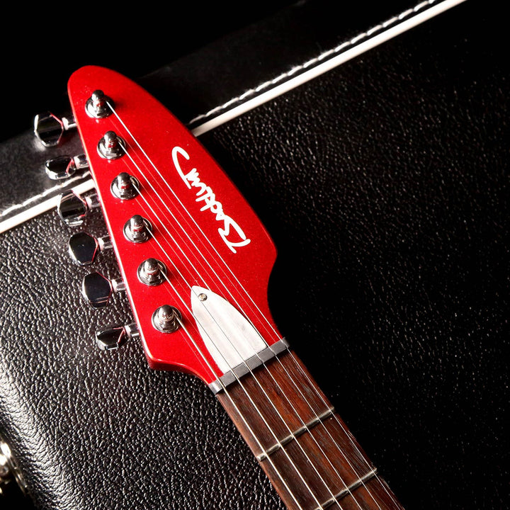 Eastwood Backlund Model 100 Red with Case VA1601409