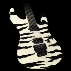 Suhr '80s Shred Modern Electric Guitar Tiger Stripe