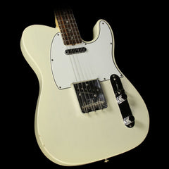 Used 2013 Fender American Vintage '64 Telecaster Electric Guitar Aged White Blonde