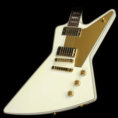 Used 2011 Gibson Limited Edition Lzzy Hale Explorer Electric Guitar Alpine White
