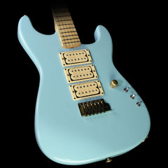 Used 2013 Charvel Custom Shop San Dimas Electric Guitar Robins Egg Blue