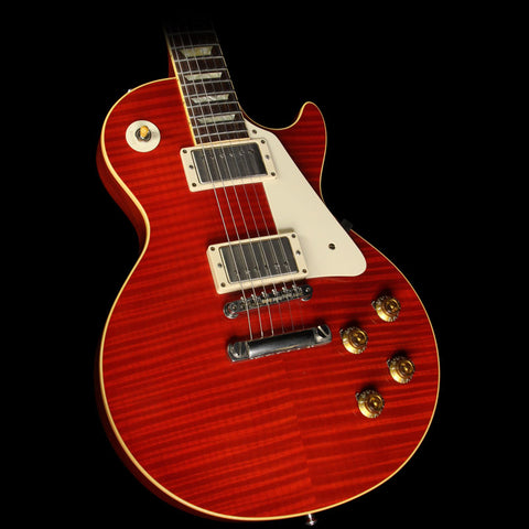 Used 2010 Gibson Custom Shop 1959 Les Paul VOS Electric Guitar Antique Red