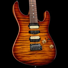 Suhr Modern Flame Maple Light Bengal Burst