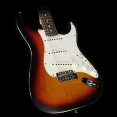Used 2011 Fender Highway 1 Stratocaster Guitar 3-Tone Sunburst