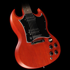 Used 2010 Gibson SG Special Electric Guitar Washed Cherry