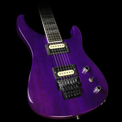 Used 2016 GJ2 Arete Korina Electric Guitar Trans Purple