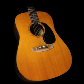 Used Martin D-21JCB Jim Croce Brazilian Dreadnought Acoustic Guitar Natural