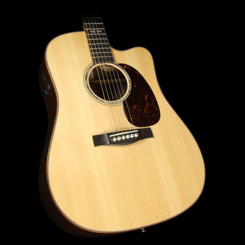 Used Martin GPCPA1 Plus Performing Artist Acoustic-Electric Guitar Natural