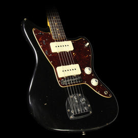 Fender Custom Shop 1959 Jazzmaster Journeyman Relic Electric Guitar Black