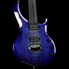 Ernie Ball Music Man John Petrucci Monarchy Majesty 6 Imperial Blue