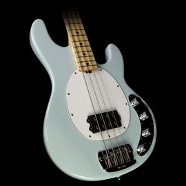 Ernie Ball Music Man Stingray 4-String Electric Bass Guitar Powder Blue