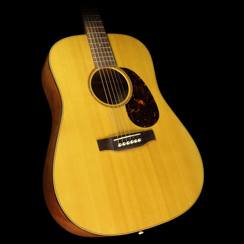 Used 2014 Martin SWDGT Sustainable Wood Series Dreadnought Acoustic Guitar Natural