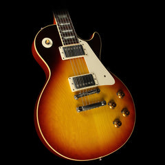 Used 2010 Gibson Custom Shop 1960 G0 Les Paul Reissue Electric Guitar Darkburst