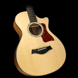 Taylor 412ce 12-Fret Limited Grand Concert Acoustic/Electric Guitar Natural
