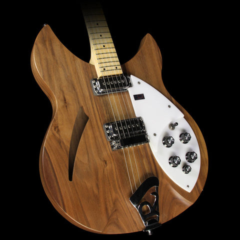 Used 2014 Rickenbacker 330 Electric Guitar Walnut