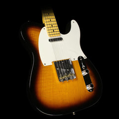 Used 2010 Fender Custom Shop '51 Nocaster NOS Electric Guitar 2-Tone Sunburst