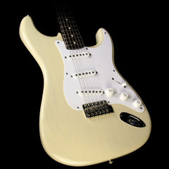 Used 2015 Fender Custom Shop Masterbuilt Jason Smith '56 Stratocaster NOS Electric Guitar Rosewood Neck Vintage Blonde