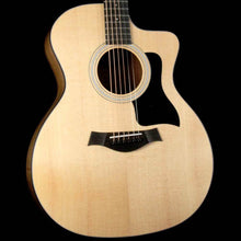 Taylor 114ce Walnut Grand Auditorium Acoustic Guitar Natural
