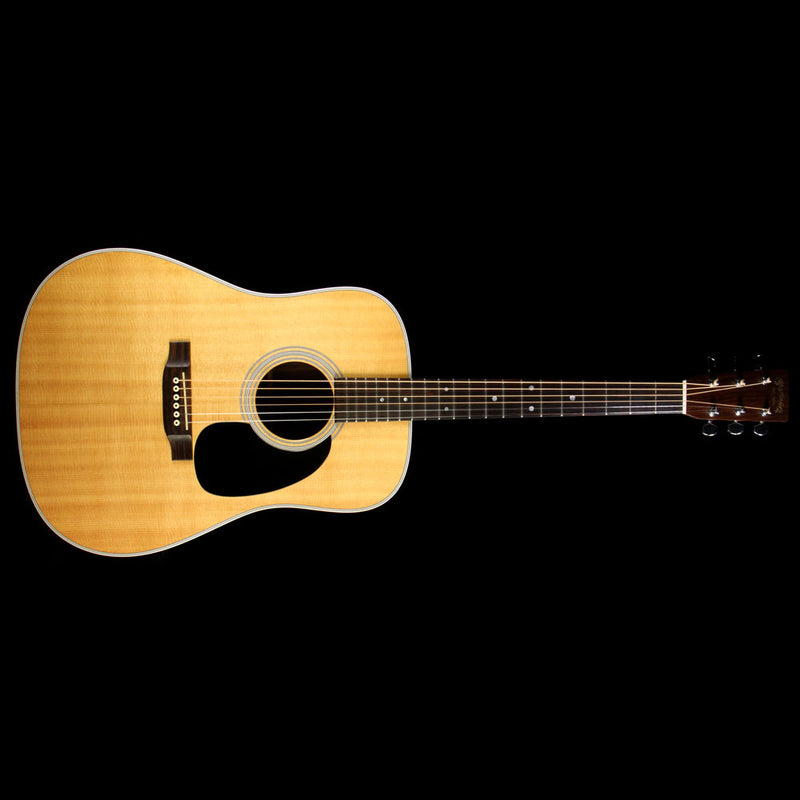Used Martin D-28 Dreadnought Acoustic Guitar Natural 618171