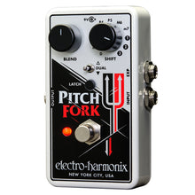 Electro-Harmonix Pitchfork Pitch Shifter Effects Pedal