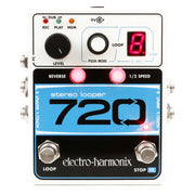Electro Harmonix 720 Stereo Looper Effects Pedal