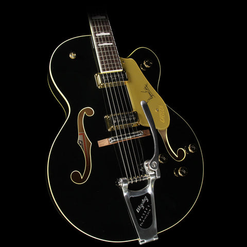 Gretsch G6120DE Duane Eddy Signature Hollowbody FSR Electric Guitar Black