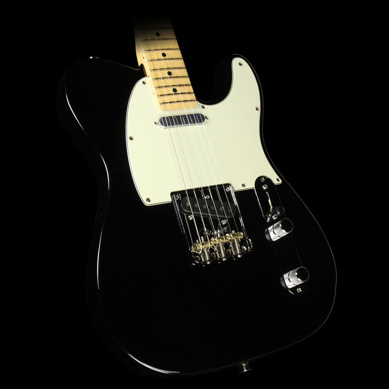 used fender american professional telecaster electric guitar black the music zoo. Black Bedroom Furniture Sets. Home Design Ideas