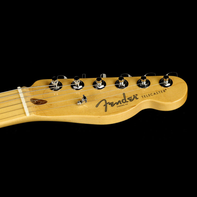 Used Fender American Professional Telecaster Electric Guitar Black 0113062706