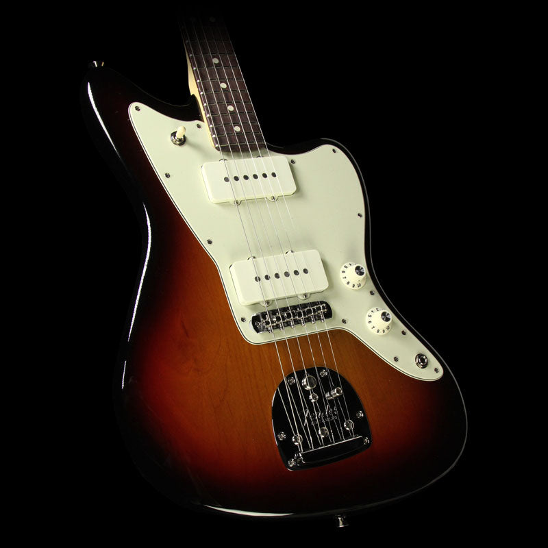 Used Fender American Professional Jazzmaster Electric Guitar 3-Tone Sunburst