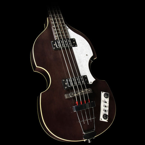 Hofner Ignition Violin Electric Bass Black