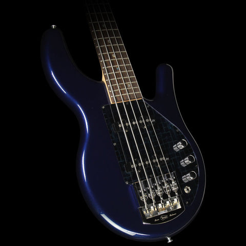Tensor Ultra Light Jazz Series 5-String Electric Bass Blue