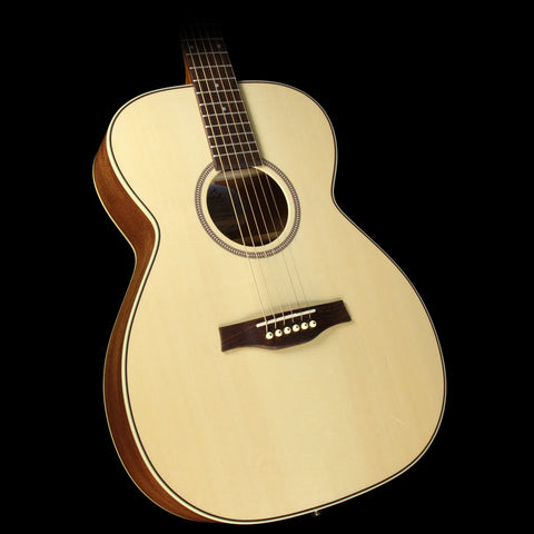 Used Seagull Maritime Solid Wood Series Concert Hall Acoustic Guitar Semi-Gloss