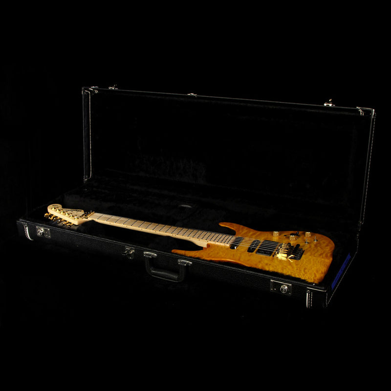 Used Jackson USA Select Artist PC1 Phil Collen Electric Guitar Solar 6324