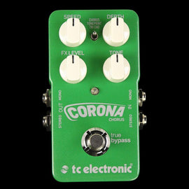 TC Electronic Corona Chorus Effects Pedal