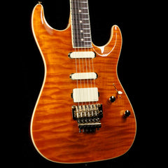 Suhr Standard Carve Top Transparent Caramel