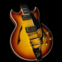 Used Gibson Custom Shop Johnny A. Standard Electric Guitar Sunset Glow