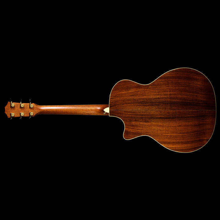 Used 2004 Taylor 914ce-L7 Grand Auditorium Brazilian Rosewood Acoustic-Electric Guitar Natural 20041015123