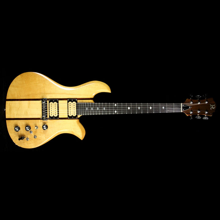 Used 1977 B.C. Rich Eagle Electric Guitar Natural 77134