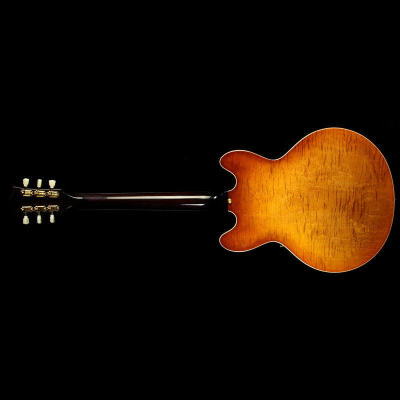 Used 2016 Gibson Memphis '64 ES-345 Electric Guitar Faded Lightburst 60854