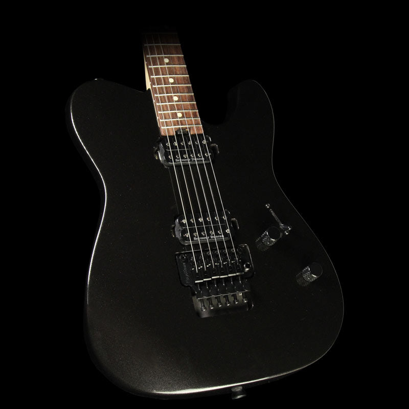 Used Charvel Pro Mod Series San Dimas Style 2 2H FR Electric Guitar Black 2965301503